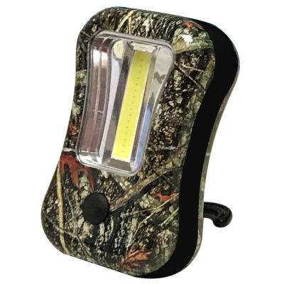 Battery Operated Camouflage LED 2-In-1 Utility Light