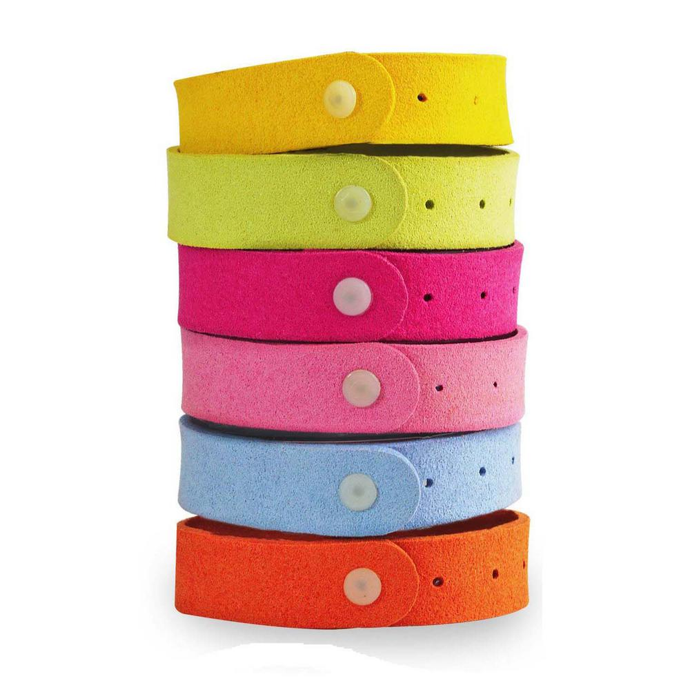 Anti-Mosquito Wristband - Natural Mosquito and Insect Repellent Deterrent Wrist