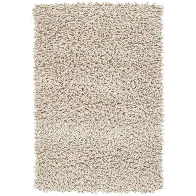 Montaro White 8 ft. x 11 ft. Indoor Area Rug