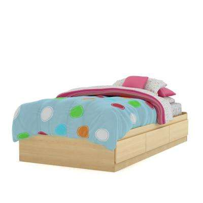 Urben Twin Kids Storage Bed