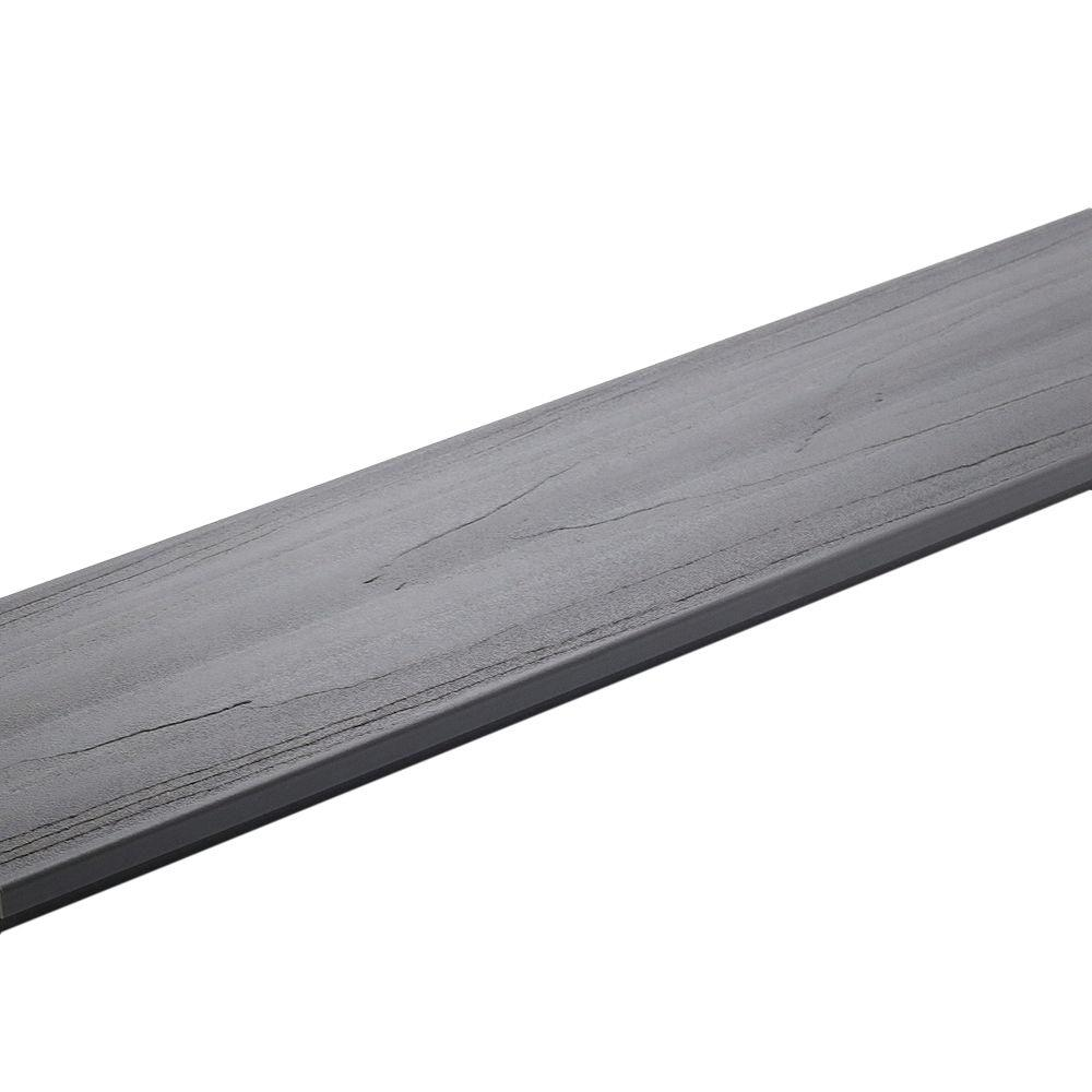 Newtechwood deck a floor premium in x in x 3 6 for Decking boards 3 6 metres