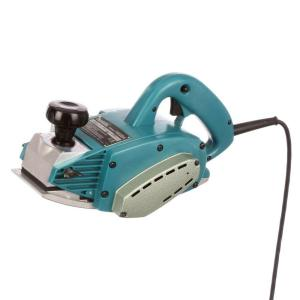 Makita 9.6 Amp 4-3/8 inch Corded Curved Base Corded Planer with (2) Blades by Makita