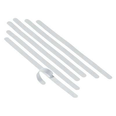 Home Care Tub Treads (6 Strips) in Glacier