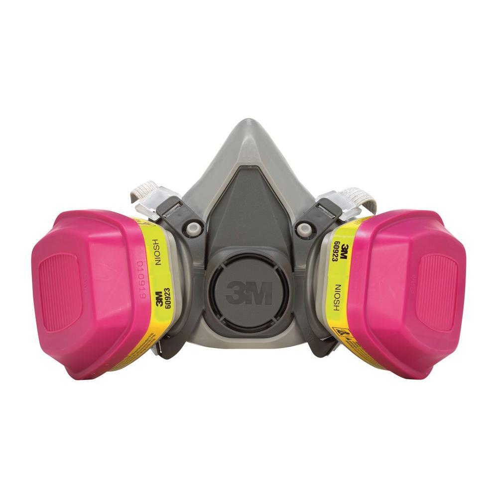 3m Medium Professional Multi Purpose Respirator 62023ha1 C