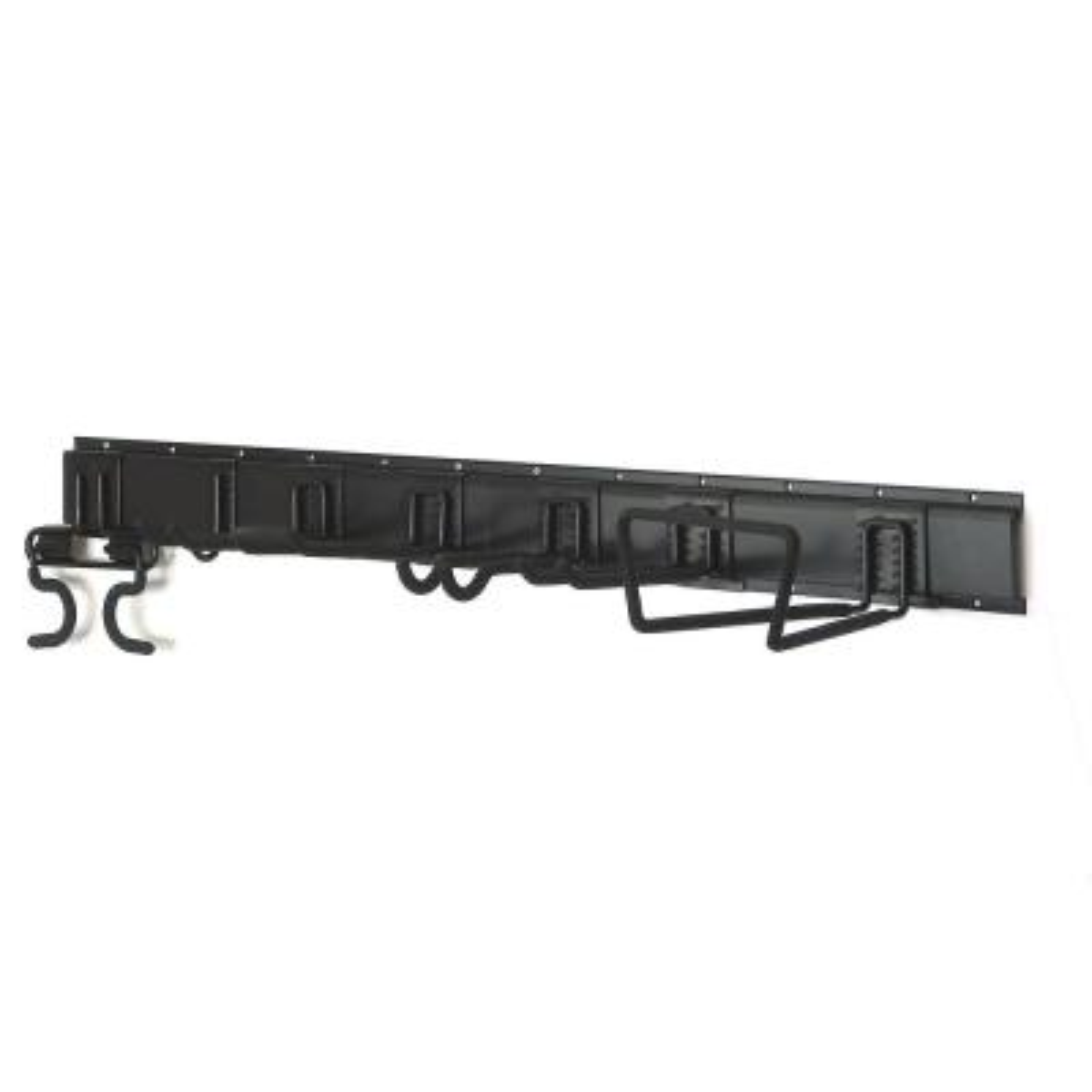 48 in. L Garage Utility Hooks Kit (9-Pieces)