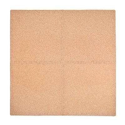 48 in. x 48 in. Cork Residential Mat Set