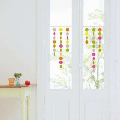 Multi-Color Pampilles Wall Decals