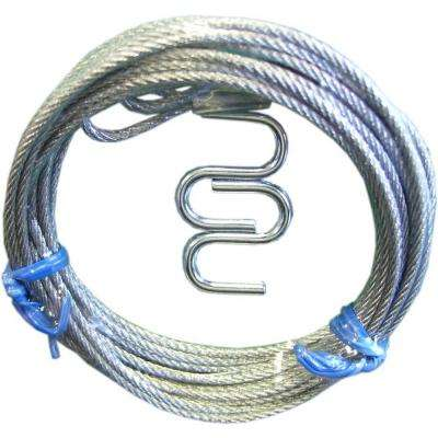 Garage Door Latch Cables (2-Pack)