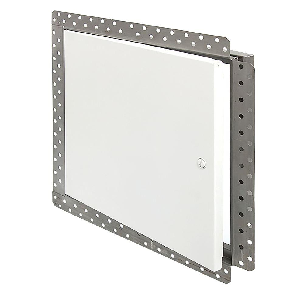 Acudor Products 18 In X 18 In Steel Flush Drywall Access
