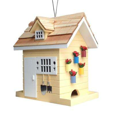 Potting Shed Bird Feeder