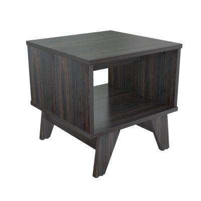 Tobacco Brown End Table