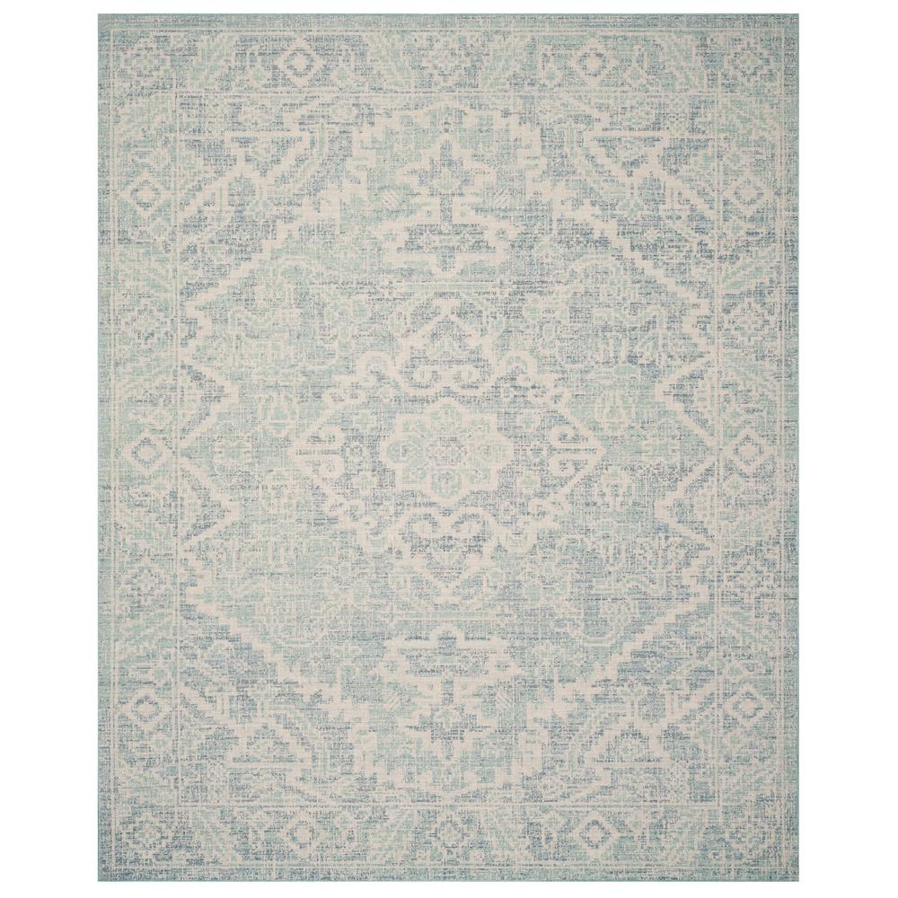 Safavieh Windsor Seafoam Blue 8 Ft X 10 Area Rug