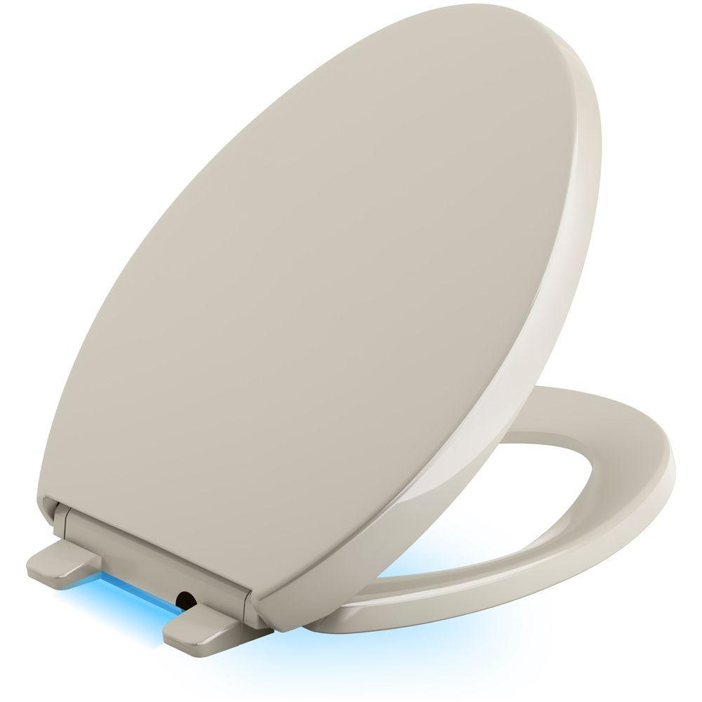 Kohler Reveal Led Nightlight Elongated Closed Front Toilet