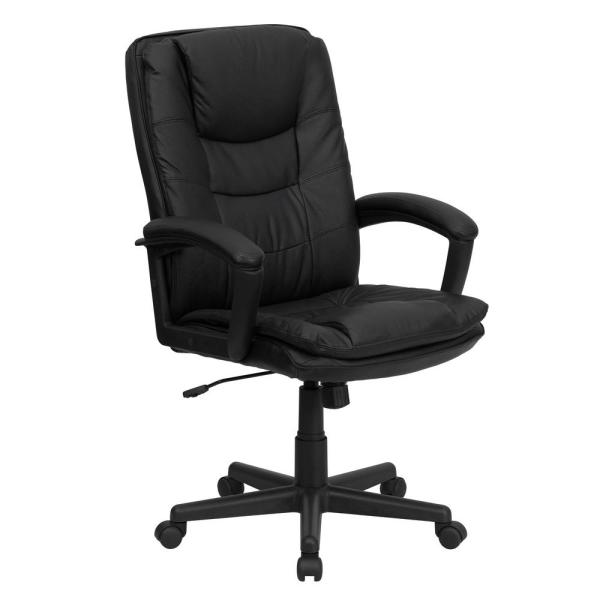Flash Furniture Black Office/Desk Chair CGA-BT-0298-BL-HD
