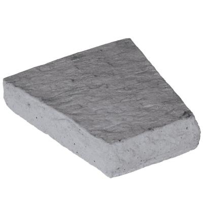 Key Stone Slate 10 in. x 7-3/4 in. x 4-3/4 in. Manufactured Stone Accessory