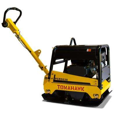 9 HP Reverse Plate Compactor for Asphalt/Aggregate/Cohesive Soil Compaction