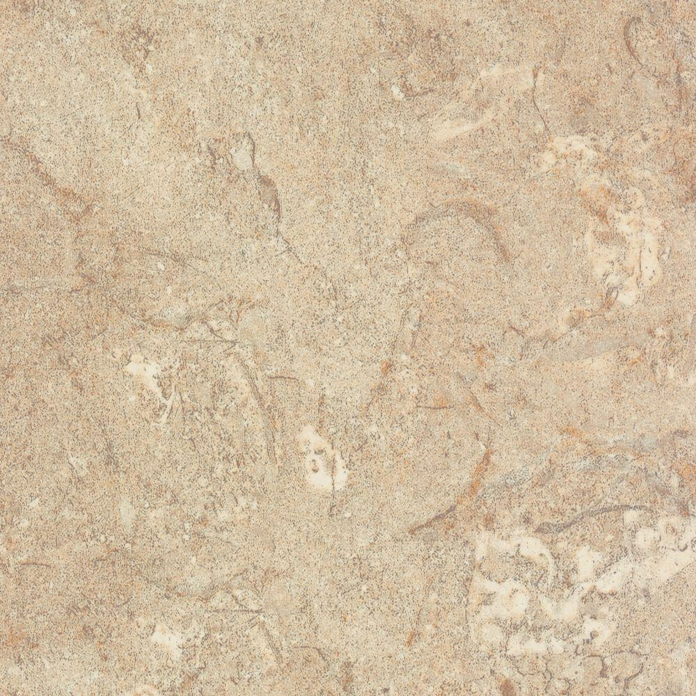 FORMICA 4 ft. x 8 ft. Laminate Sheet in Travertine with Matte Finish