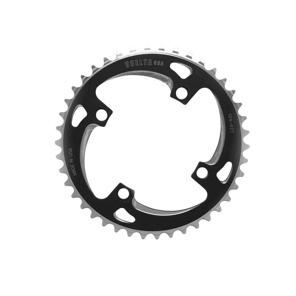 SE Plus 104 mm Black/BCD 42T Chainring