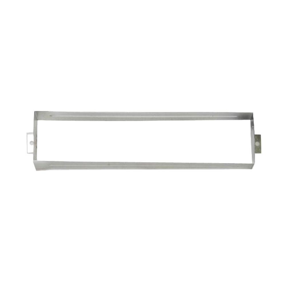 Gibraltar Mailboxes Stainless Steel Sleeve Mail Slot