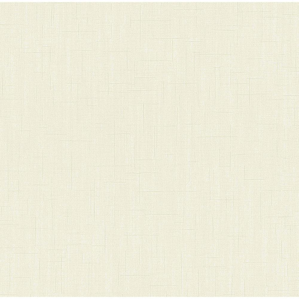 Advantage 56.4 sq. ft. Coleman Cream Distressed Texture Wallpaper 2799-02460-20