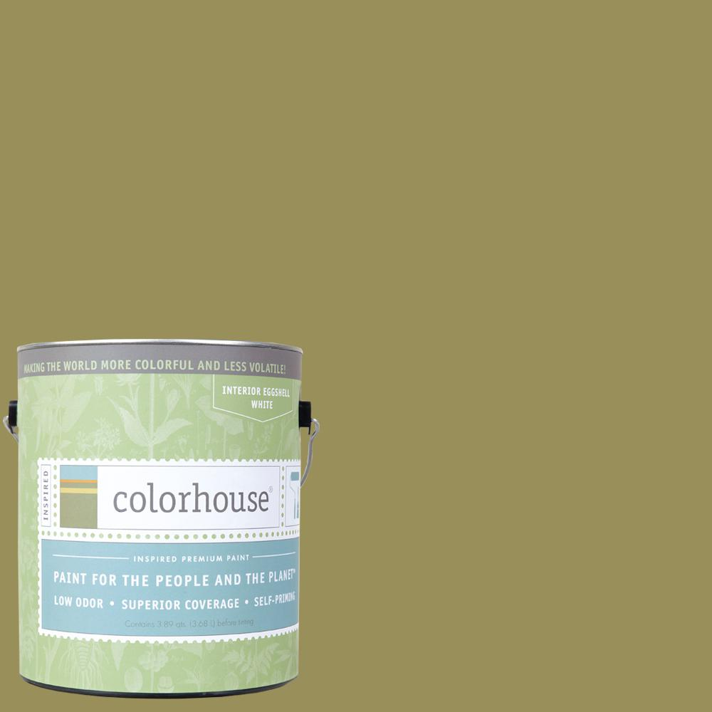 Colorhouse 1 gal. Leaf .05 Eggshell Interior Paint