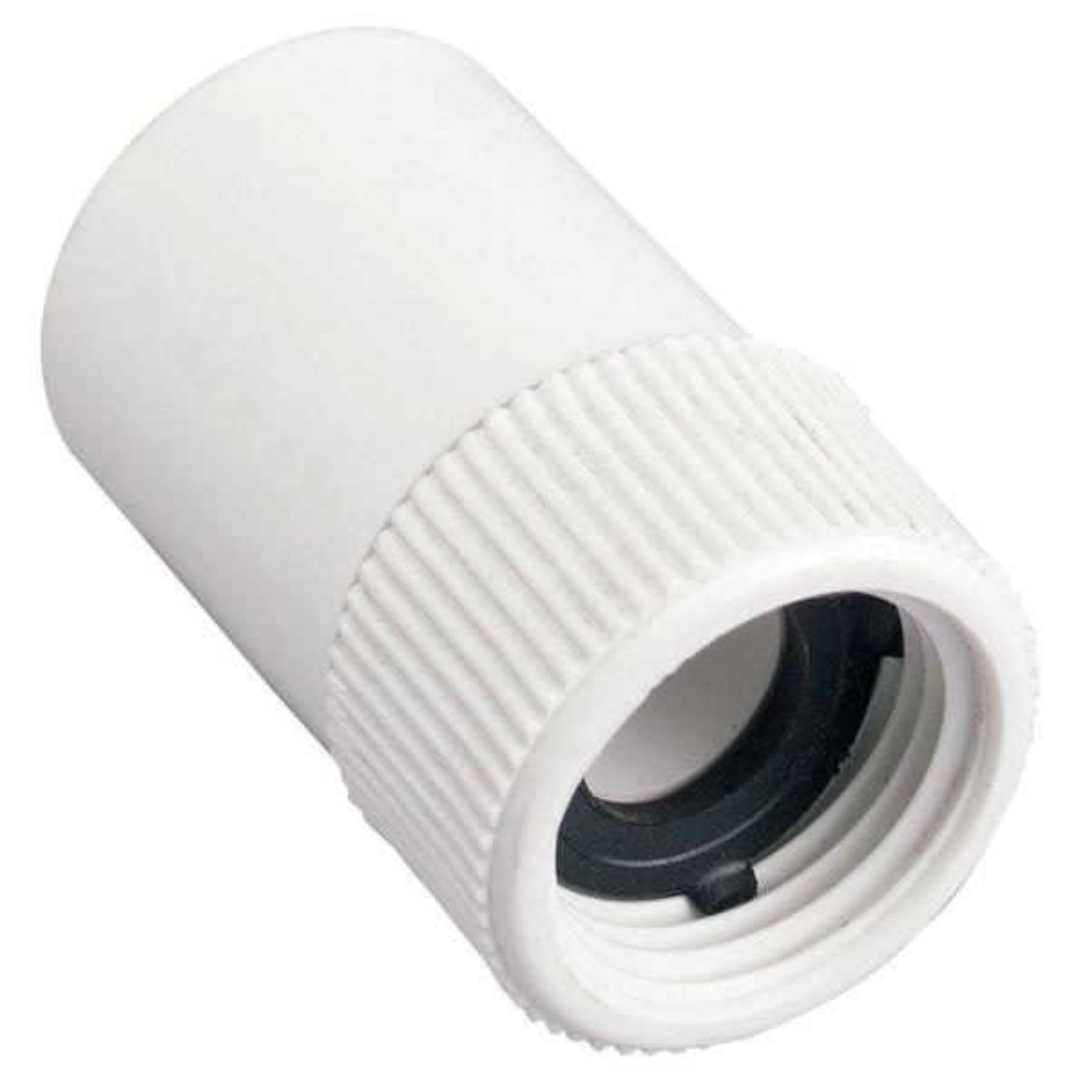 3/4 in. Slip x FHT PVC Hose Fitting