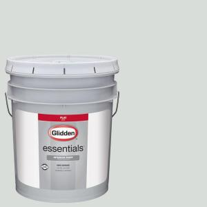 Hdgcn09 Husky Grey Flat Interior Paint Hdgcn09e 05fn The Home Depot