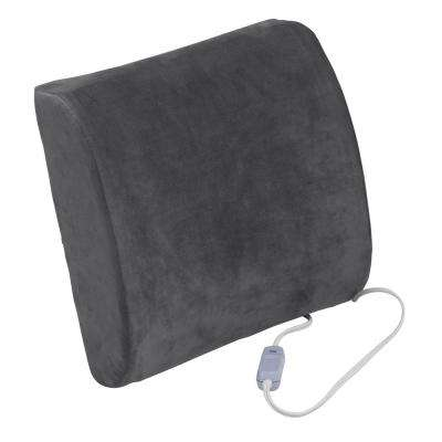 Comfort Touch Heated Lumbar Support Cushion