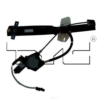 Front Left Power Window Motor and Regulator Assembly fits 2000-2001 Dodge Neon