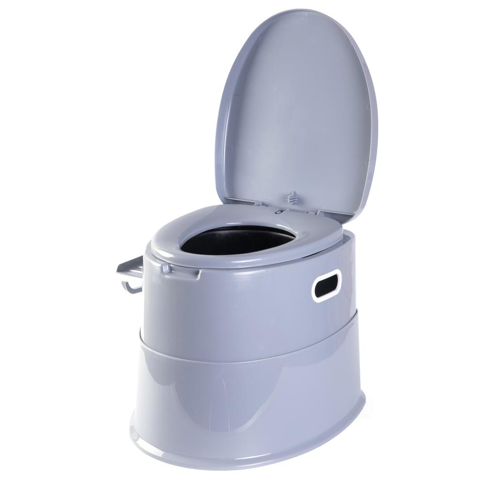Excellent Playberg Folding Portable Travel Non Electric Waterless Toilet For Camping And Hiking Pabps2019 Chair Design Images Pabps2019Com