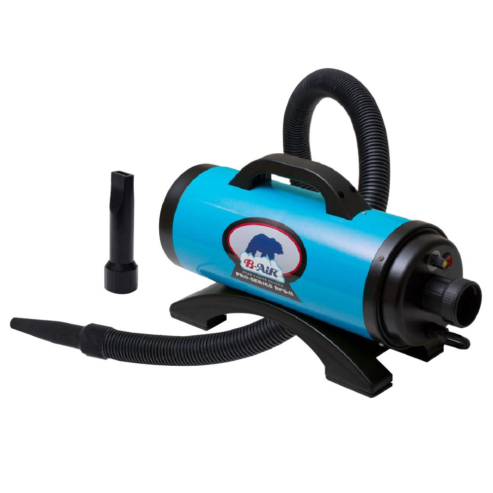 Bear Pro HP High Velocity Pet Groomer Dog Dryer in Turquoise