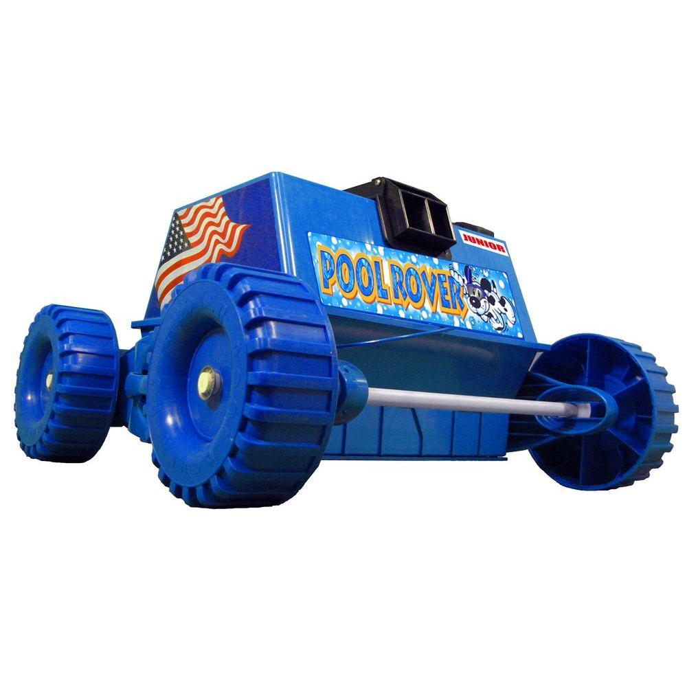 Aquabot Pool Rover Jr Robotic Vacuum Cleaner For Above