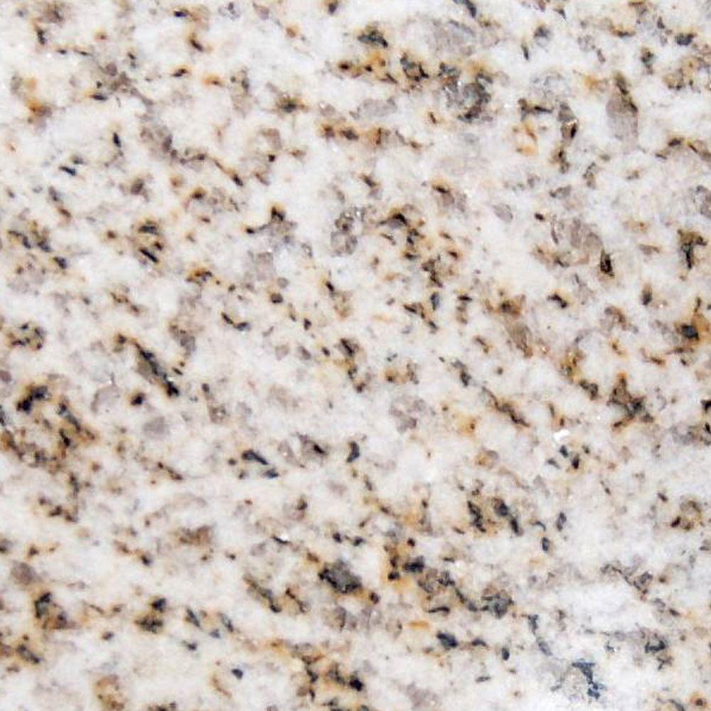 4 in. x 4 in. Golden Hill Granite Sample