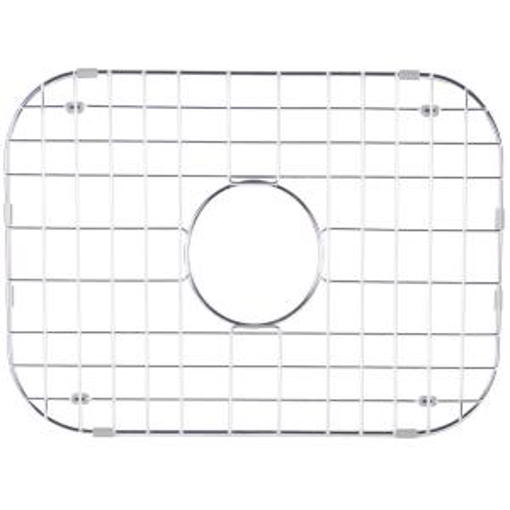 Glacier Bay Stainless Steel Sink Grid - Fits Single Bowl Sink 29-7 ...