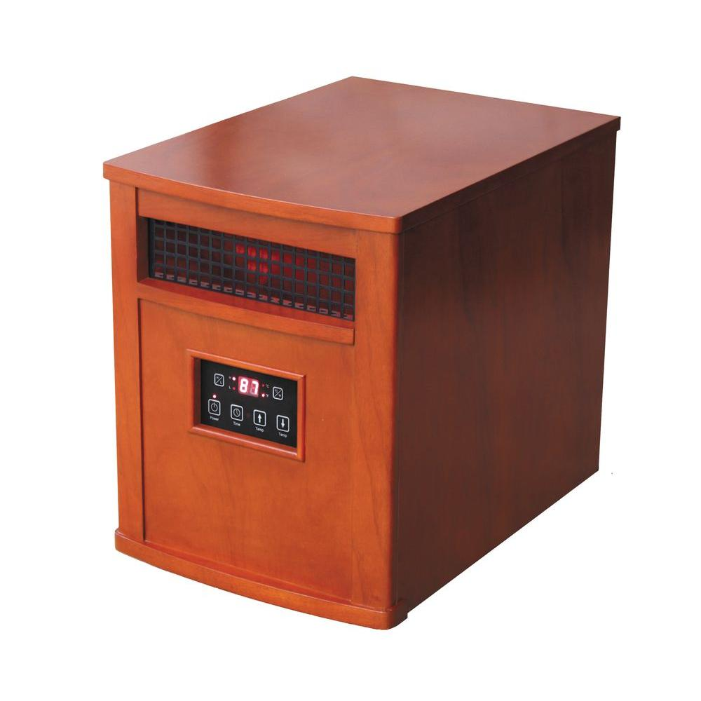 Comfort Glow Infrared Quartz Portable Heater
