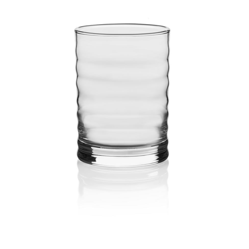 Pueblo 8-piece Rocks Glass Set