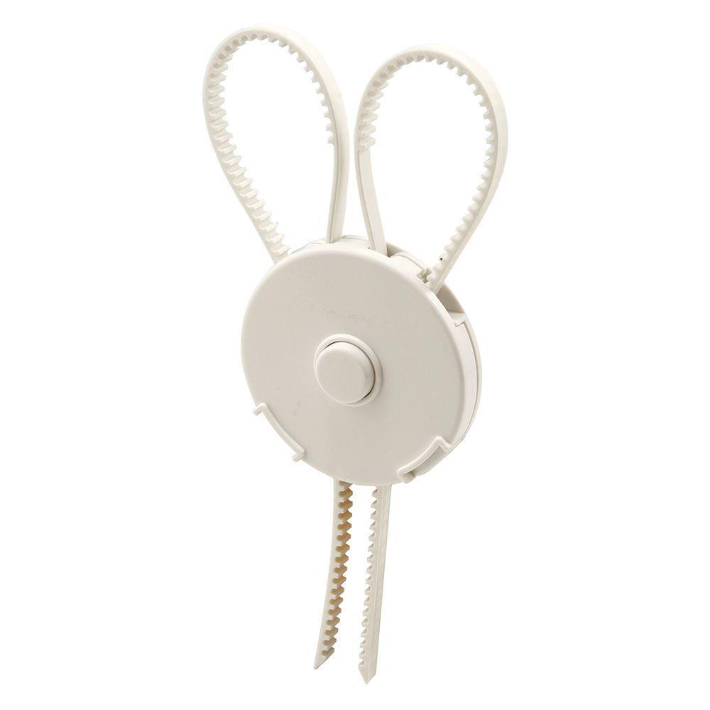 Cabinet Knob Flexible Strap Lock