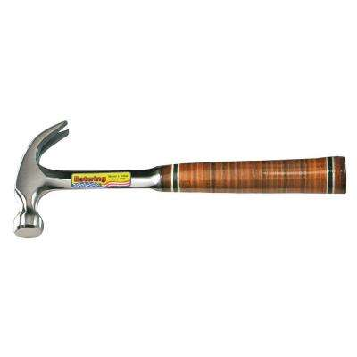12 oz. Curve Claw Hammer with Leather Grip