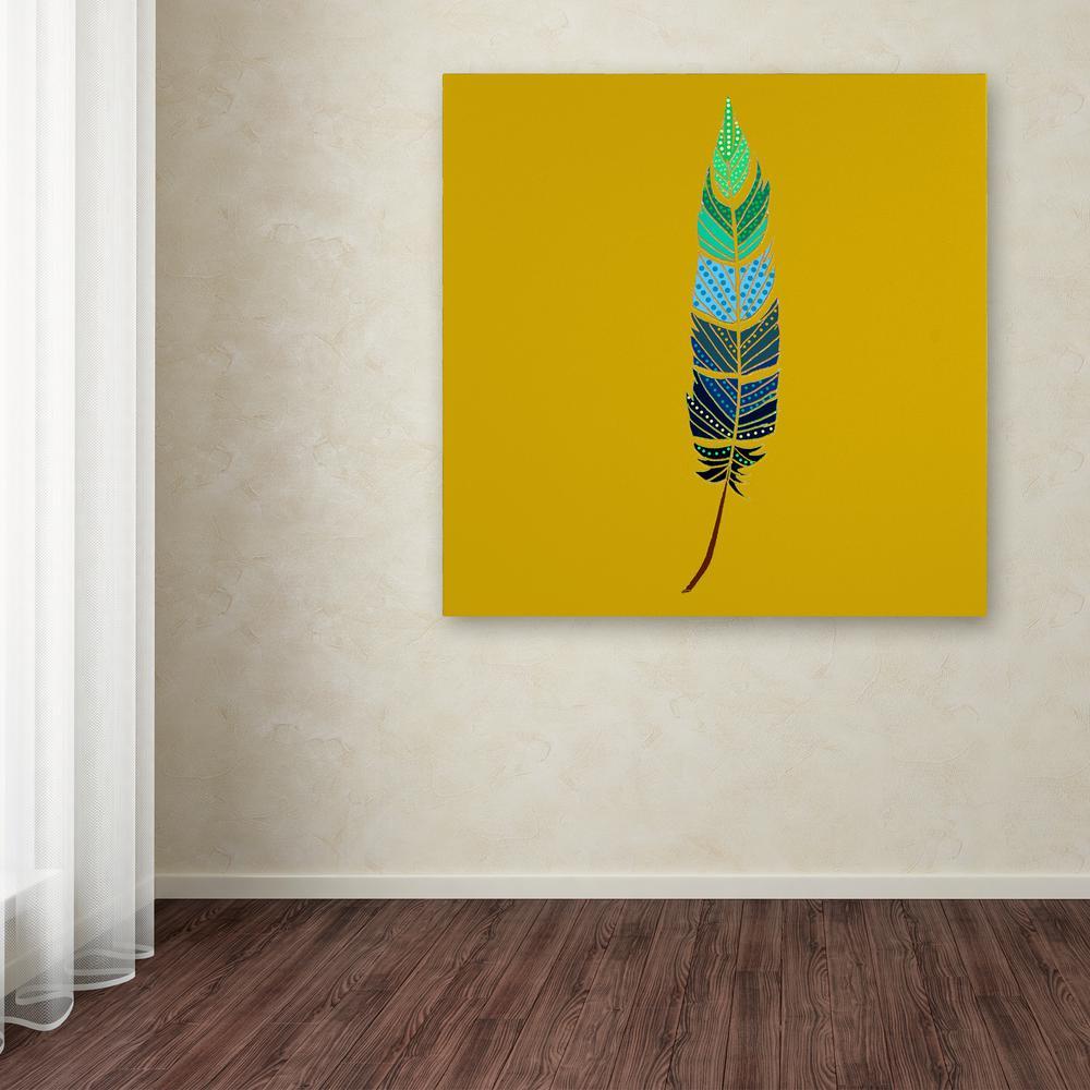 Trademark Fine Art 14 in. x 14 in. \