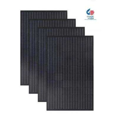 300-Watt Monocrystalline Solar Panel (4-Pack)