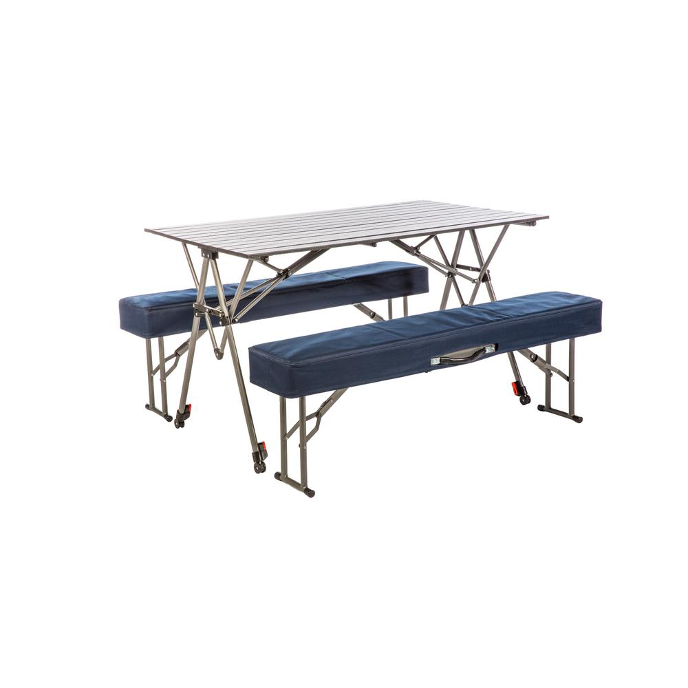Kamp-Rite Kwik Set Table and Benches