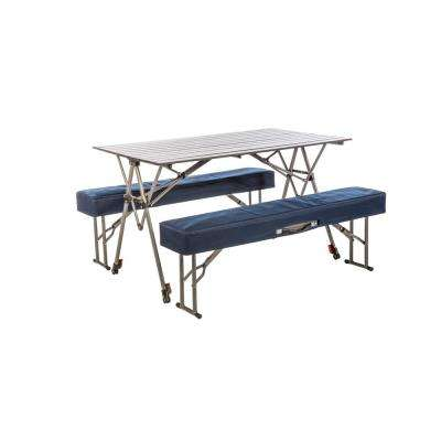 Kwik Set Table and Benches