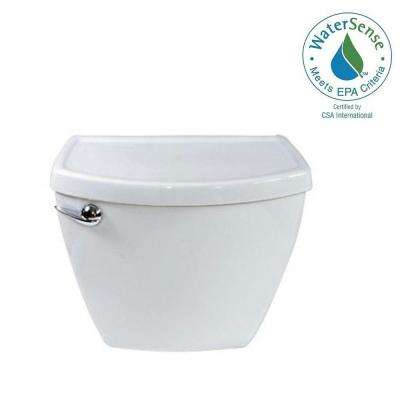 Cadet 3 1.28 GPF Single Flush Toilet Tank Only in White