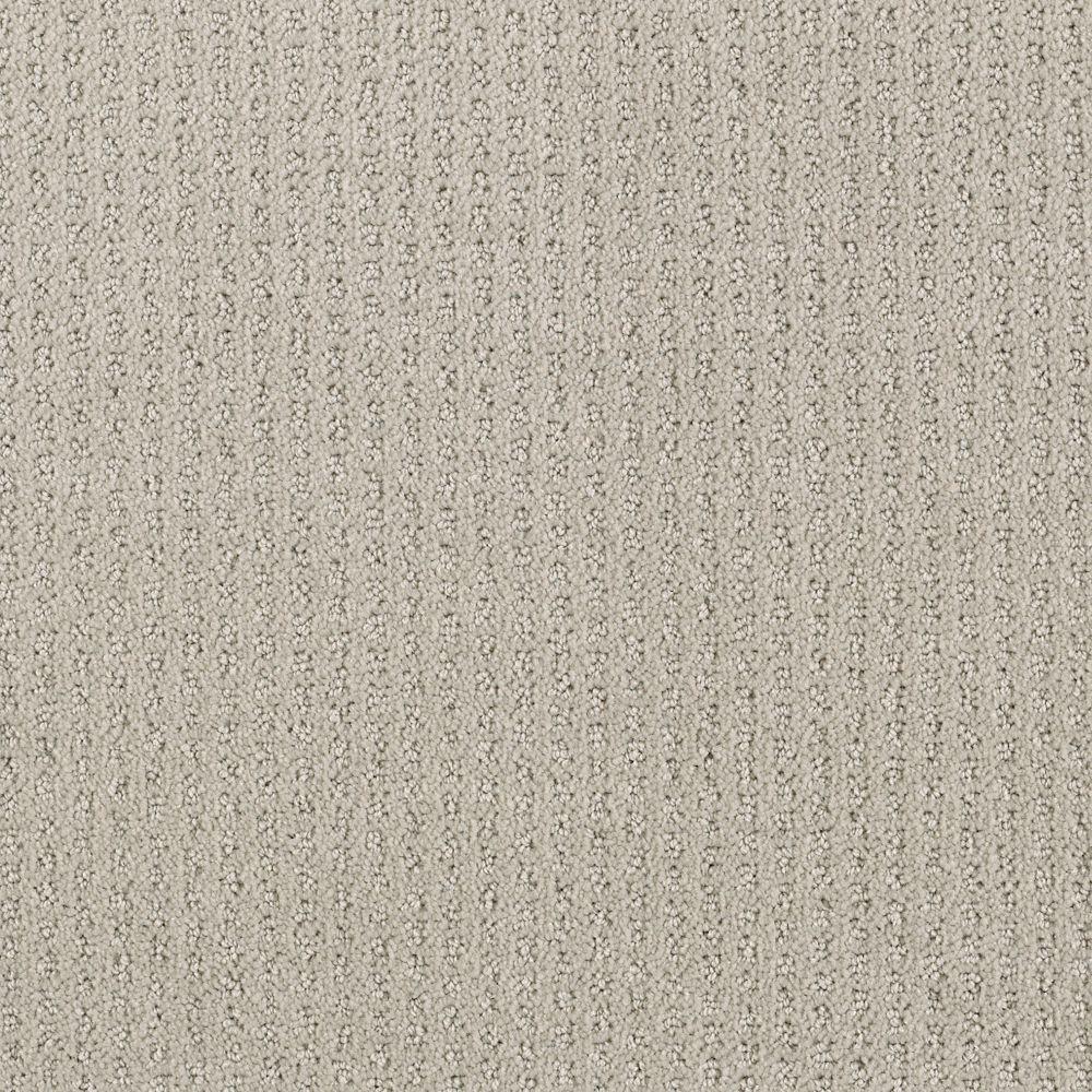 Lifeproof Sequin Sash Color Sculpture Grey Pattern 12 Ft