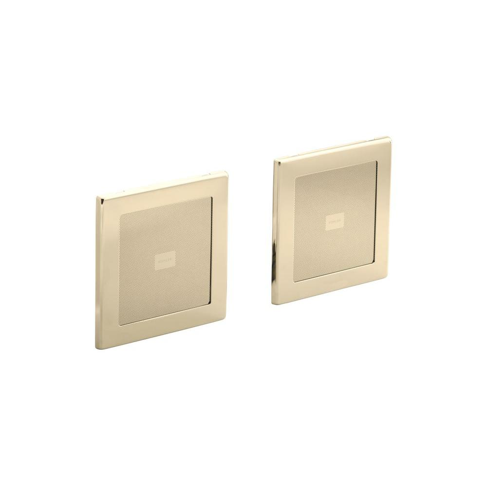SoundTile 35-Watt High-Fidelity Wall-Mount Speakers (2-Pack)