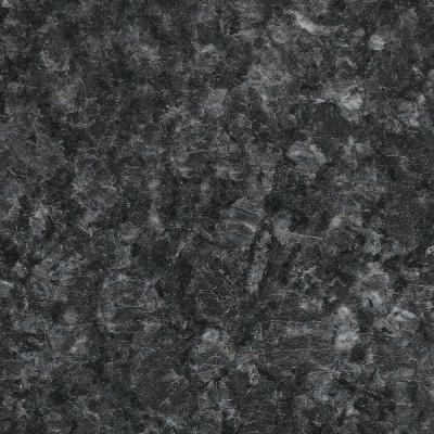 5 in. x 7 in. Laminate Countertop Sample in Midnight Stone with Premiumfx Etchings Finish