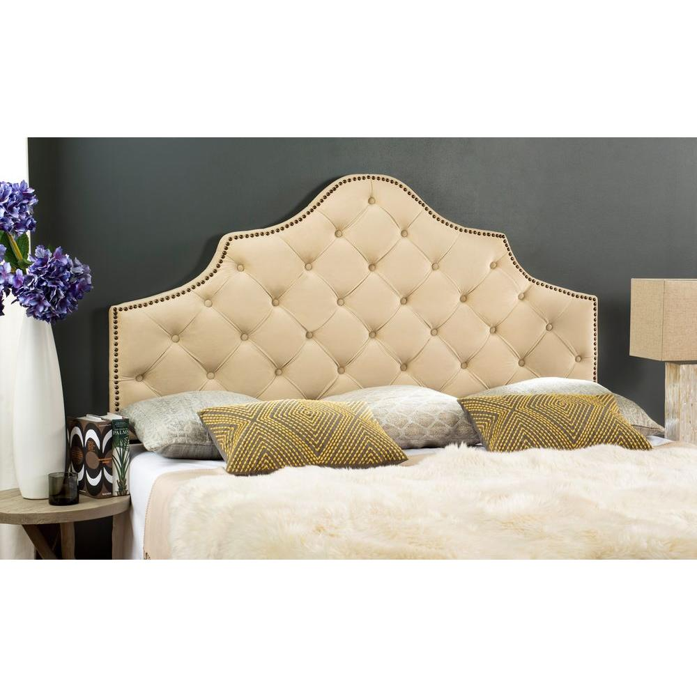 Safavieh Arebelle Buckwheat Full Headboard