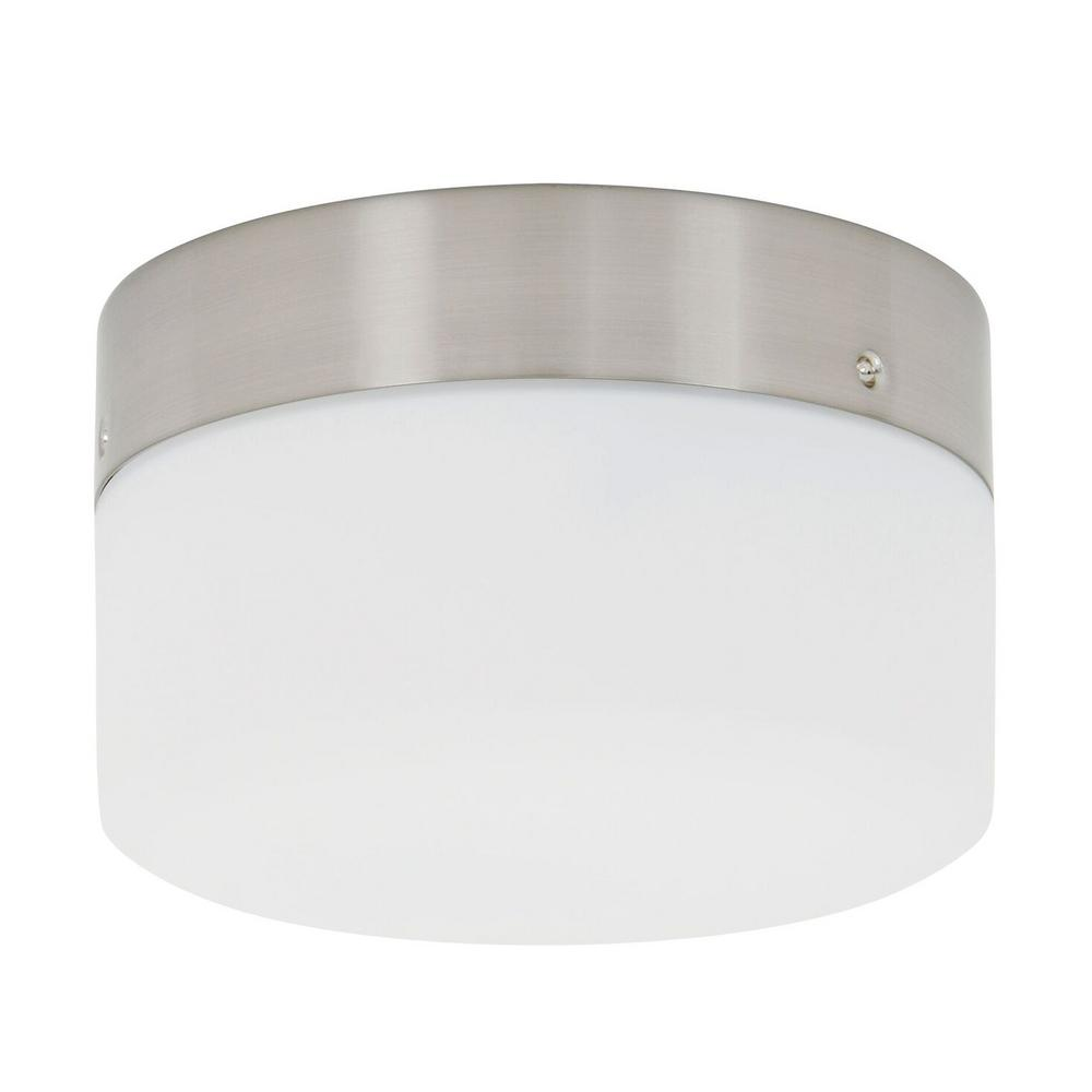 Lucci Air Lucci Airfusion Climate Brushed Chrome Glass