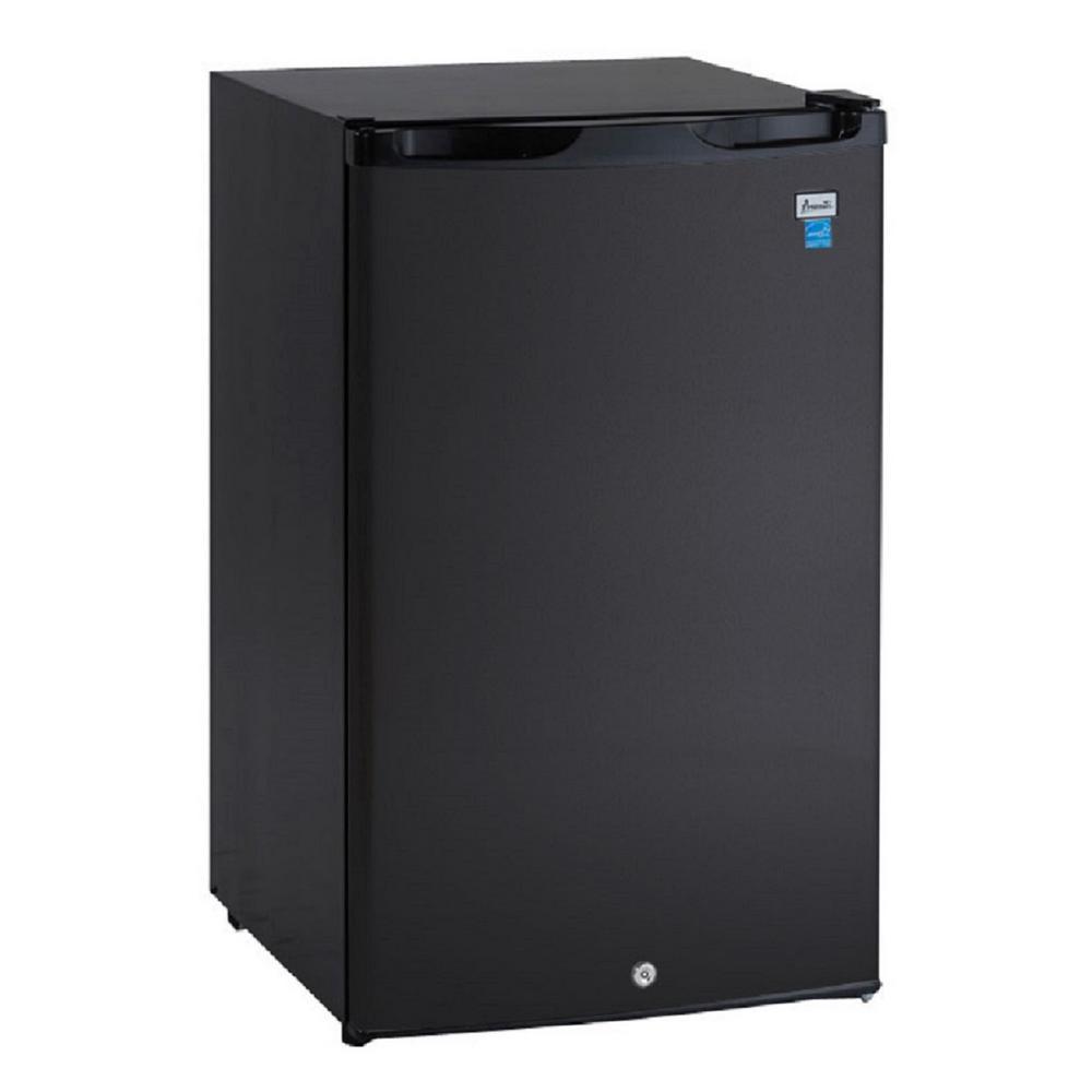 4.4 cu. ft. Mini Refrigerator in Black
