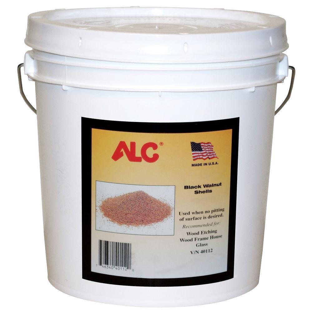 10 lbs. Black Walnut Shell Blasting Abrasive